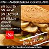 Dilici Pan Hot Dog, Congelado