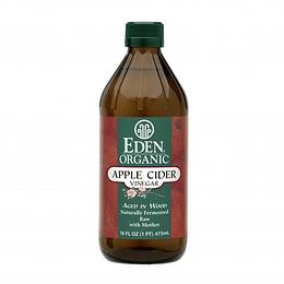 Vinagre de Manzana orgánico, Apple Cider 473 ml