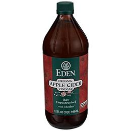Vinagre de Manzana orgánico, Apple Cider 946ml