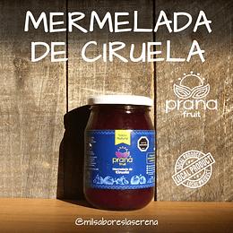 Mermelada de Ciruela Orgánica 500g