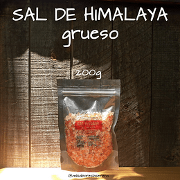 Sal De Himalaya Grueso 200g, Positiv, Sal Rosada