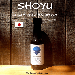 Shoyu soya sauce organic  150ml Clearspring