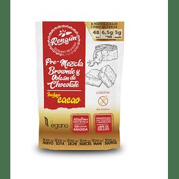 Premezcla Brownie y Volcán de Chocolate Rengün 350 gr