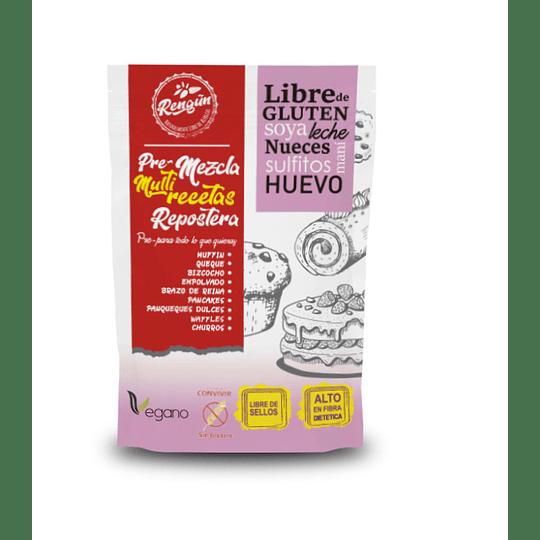 Premezcla Multirecetas Repostera Rengün 600 gr