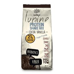 Protein Shake Mix Lupine Cacao Vainilla 454g