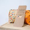 BEEBAGS, bolsas para guardar y comprar a granel 2 unidades: una bolsa 1 kg 25x15cm una bolsa 2 kg 30x21cm