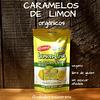 Doypack De Caramelos De Limón-lima Sin Azúcar Orgánicos 56,7G