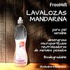 Lavalozas Biodegradable, Mandarina,  500ml, FreeMet