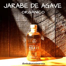 Jarabe de agave orgánico, PRIMAL FOODS  330g