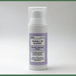 Crema de manos, Maqui, Jalea Real y Aloe Vera – Protección Antipolución 50ml