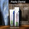 Pasta Dental Eridene Blanqueadora sin Fluor, 75ml,  Cattier