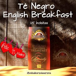 Té English Breakfast Basilur 100gr