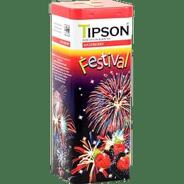 Festival Raspberry 75gr (Te ceylon , frambuesas) Tipson