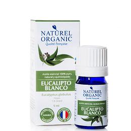 Aceite Esencial de Eucalipto Blanco 5ml