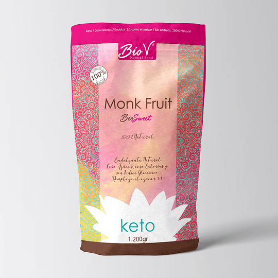 Monk Fruit Blend BIOV 1200gr