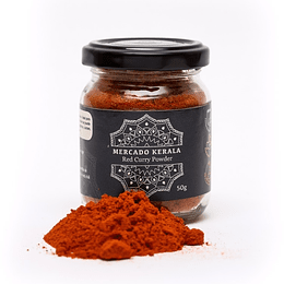 Red Curry Powder 50 grs