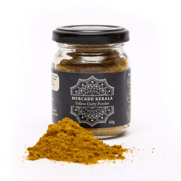 Yellow Curry Powder 50 grs