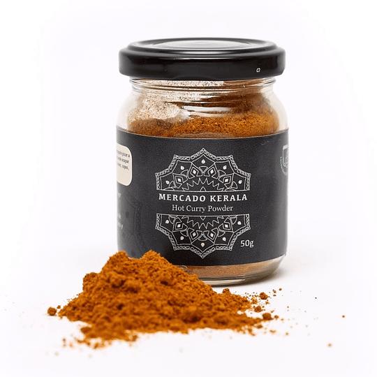 Hot Curry Powder 50 grs