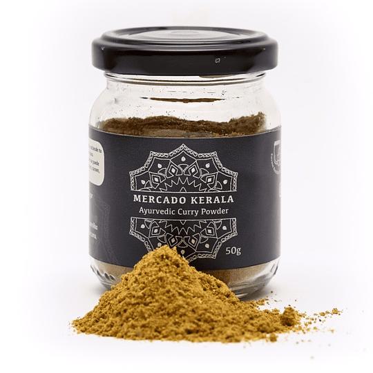 Ayurvedic Curry Powder 50 grs