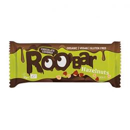 Roobar avellana (hazelnut) barra de chocolate 30 gramos