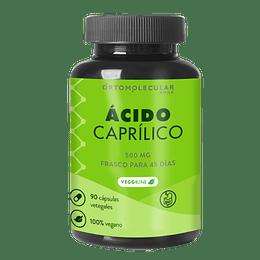 Acido Caprilico 500mg 90 Caps