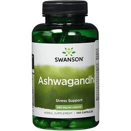 Ashwagandha 100 caps Swanson