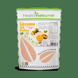 LUCUMA EN POLVO 200gr, Health Natural
