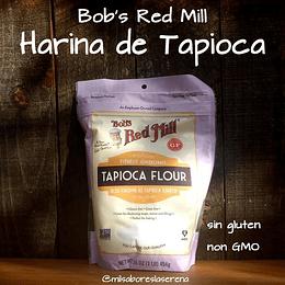 Harina de Tapioca 454g Bob's Red Mill