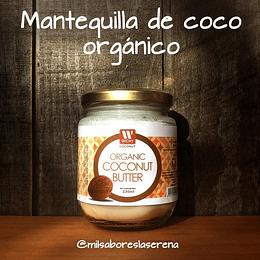Mantequilla de coco orgánico coconut butter 230ml Wichy Coconut Sri Lanka