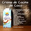 Crema de cocina de Coco 200ml Isola Bio