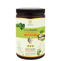 Aquasolar Green Protein Tropical Balance 600 g
