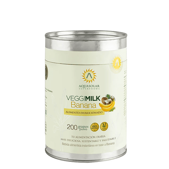 VeggiMilk Banana 200g