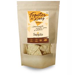 Topitos de maíz (tipo nacho) 50u - 30g, Saniito