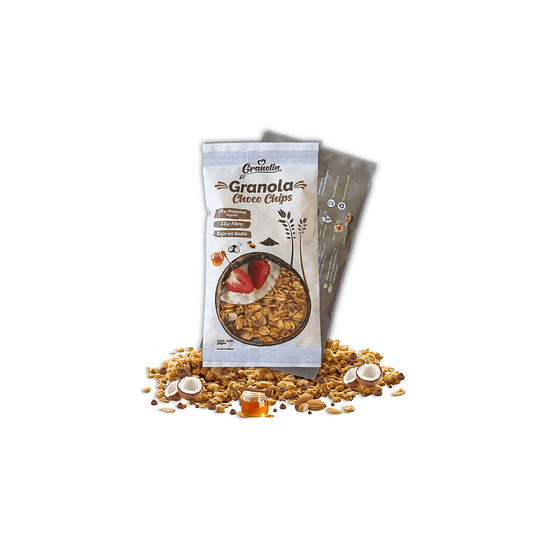 Granola Choco Chips Snack 30g - Granolin