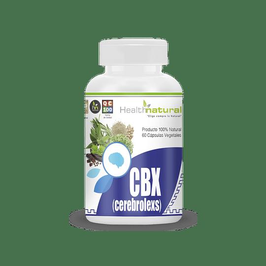 CBX - Cerebrolex (60 CÁPS. VEGETALES / 500MG)