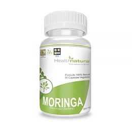 Moringa 90 cápsulas vegetales de 500mg - Health Natural