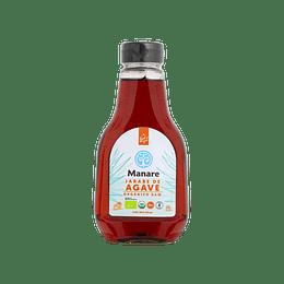 Jarabe de Agave orgánico y RAW,  Manare 330ml