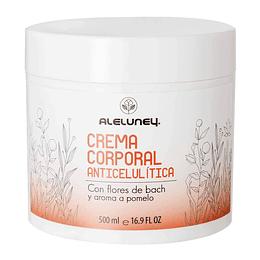 Crema Anticelulitis con Cafeína y Pomelo de Aleluney 500ml