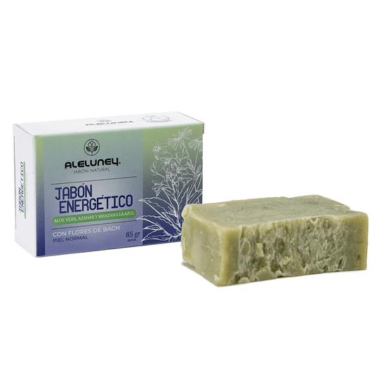 Jabón energético manzanilla azul 85 gr