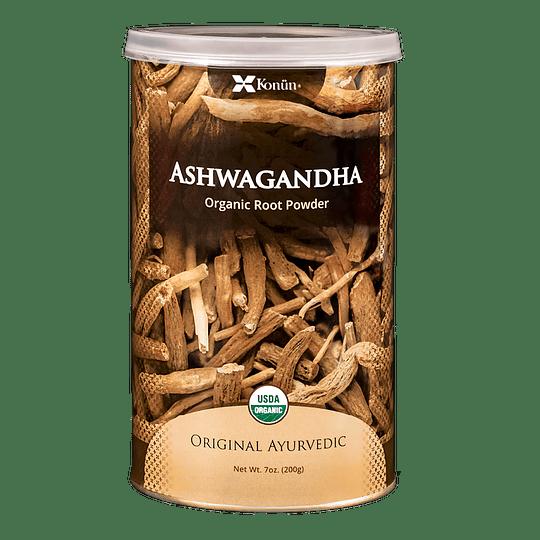 Raíz de Ashwagandha en polvo 200g