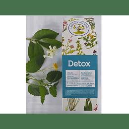 Mix Infusiones Detox, 20 bolsitas