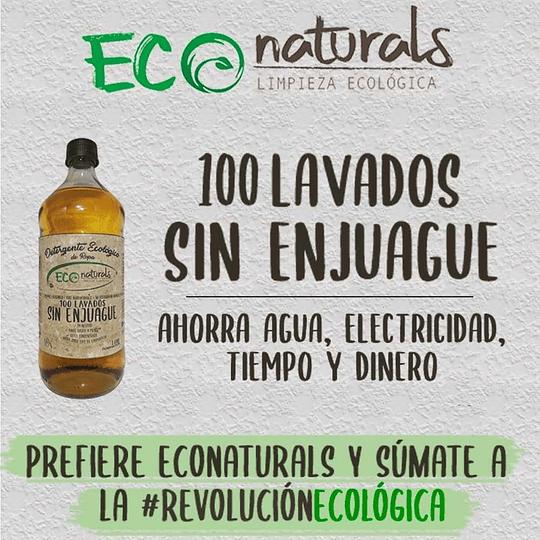 Detergente Biodegradable Sin Enjuague LAVANDA 1 LT