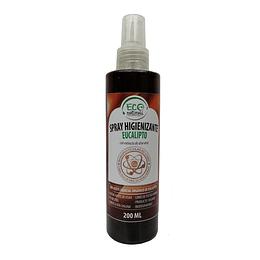 Spray Higienizante Nano Cobre EUCALIPTO 200 ML