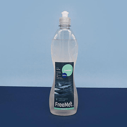 Lavalozas Biodegradable, Aloe Vera 500ml, FreeMet