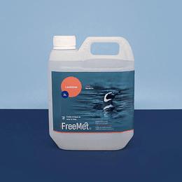 Lavalozas Biodegradable Mandarina, Recarga 2 Litros FreeMet