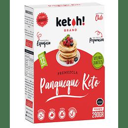 Premezcla Panqueques Keto, 290g (rinde 12 uds)