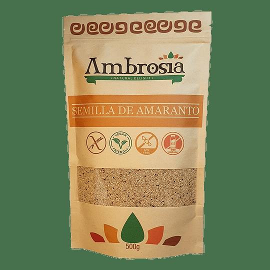Semillas de Amaranto sin gluten 500g