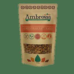 Almendras Naturales – Sin Sal, Sin Gluten 350g