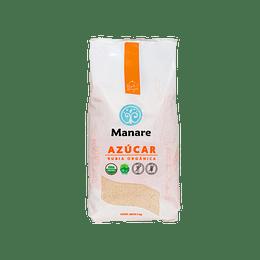 Azúcar rubia orgánica 1 Kg - Manare