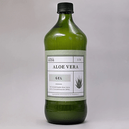 Aloe Vera: Gel Puro 1 Litro